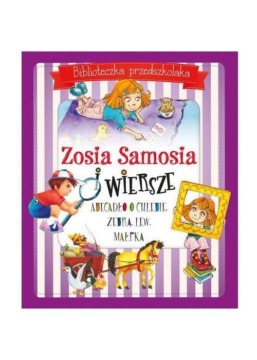 Zosia Samosia I Wiersze Abecadlo O Chlebie Zebra Lew