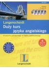 DUZY KURS JEZYKA ANGIELSKIEGO + 4 CD