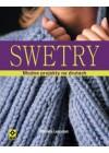 SWETRY. MODNE PROJEKTY NA DRUTACH