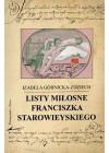 LISTY MILOSNE FRANCISZKA STAROWIEYSKIEGO
