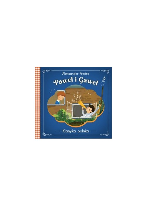 Pawel I Gawel Klasyka Polska Quo Vadis Bookstore