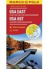 USA EAST - MAPA