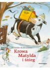KROWA MATYLDA I SNIEG