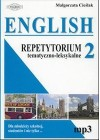 ENGLISH. REPETYTORIUM TEMATYCZNO-LEKSYKALNE 2
