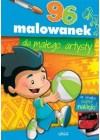 96 MALOWANEK DLA MALEGO ARTYSTY